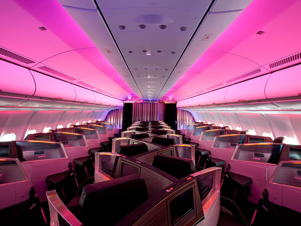 ТОП-20 авиакомпаний: Virgin Atlantic