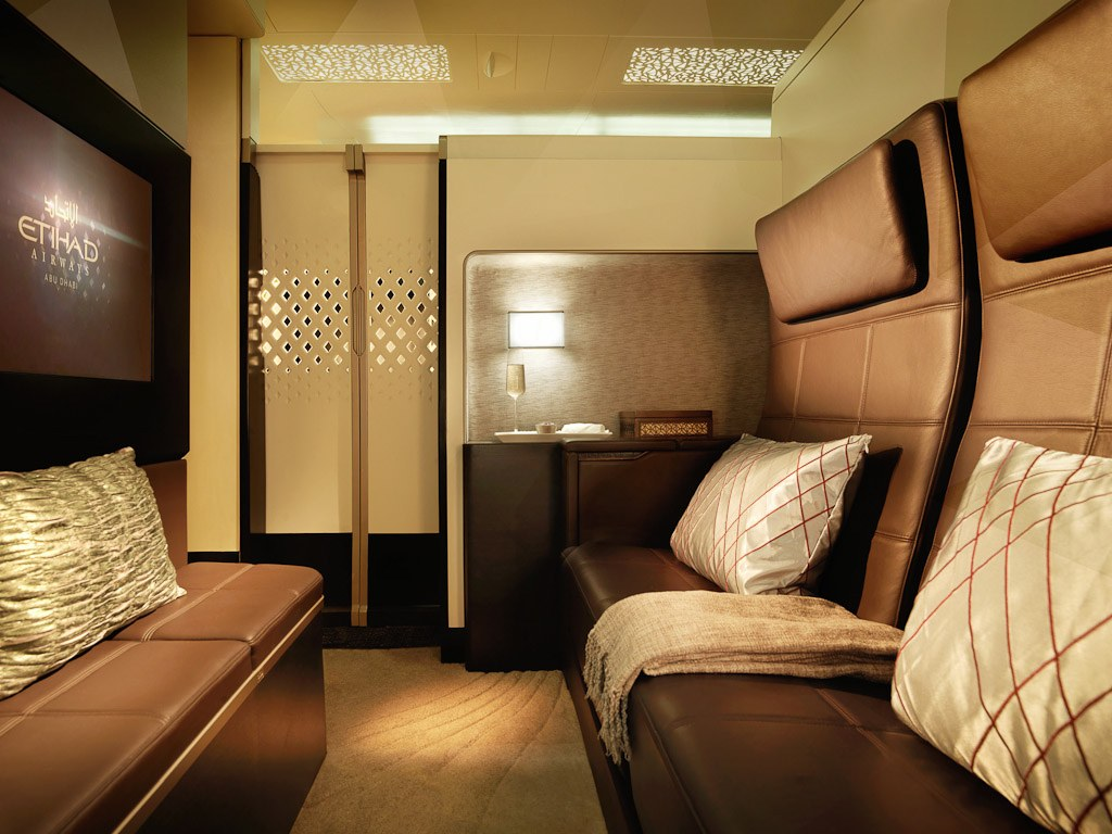 ТОП-20 авиакомпаний: Etihad Airways