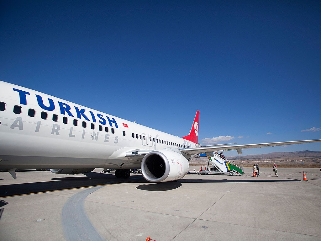 ТОП-20 авиакомпаний: Turkish Airlines