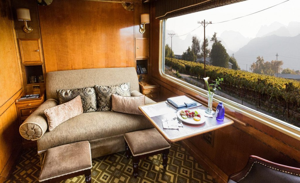 Blue Train Deluxe Suite