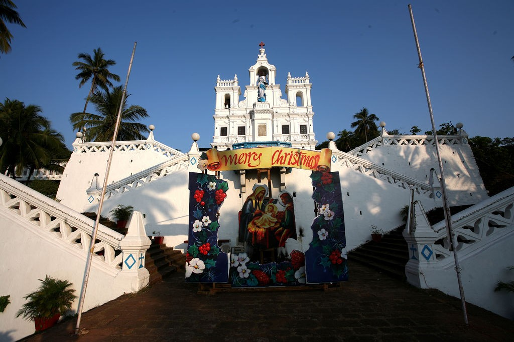 Happy Christmas in Goa