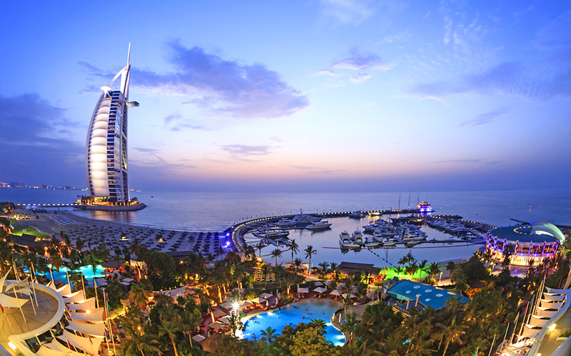 Dubai — online booking air tickets on Tripway.com