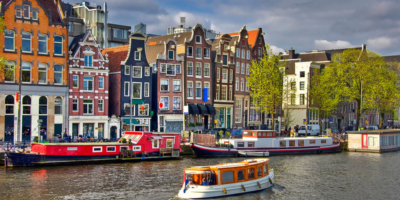 Amsterdam — online booking air tickets on Tripway.com