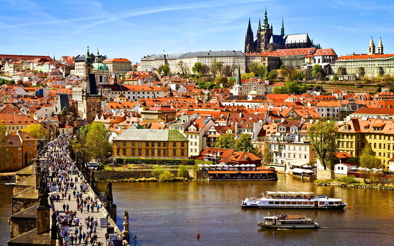 Prague — online booking air tickets on Tripway.com