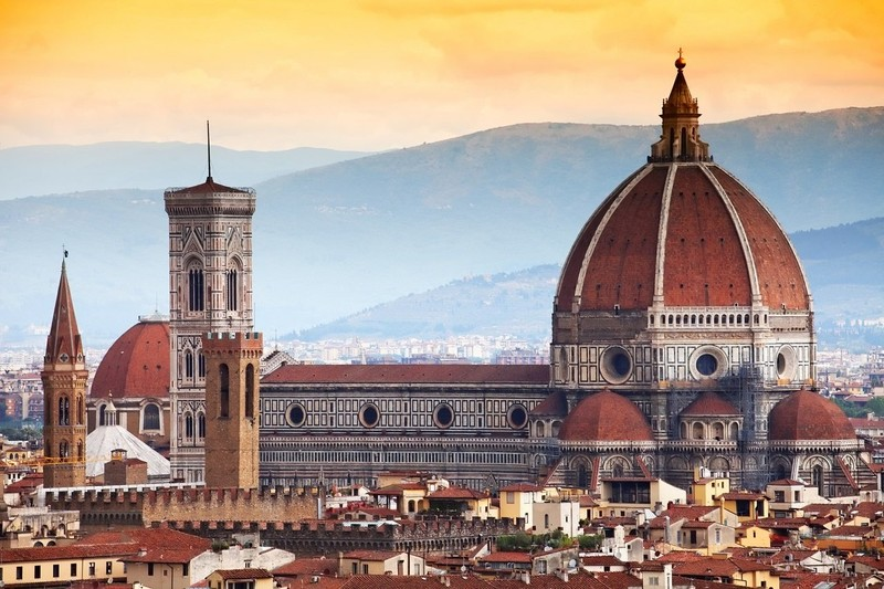 Florence — online booking air tickets on Tripway.com