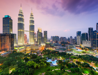 Сheap airtickets to Kuala-Lumpur from Europe
